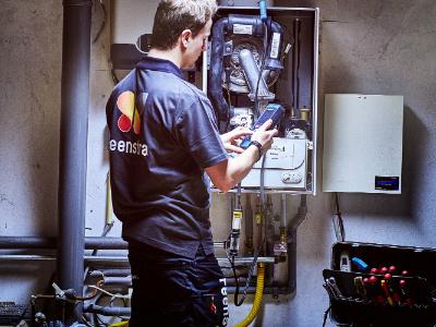 Bekend Dé cv-installateur in Hoorn   Feenstra UX41